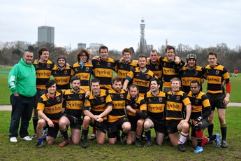 Belsize Park 2nd XV 39 - 7 Hackney 2nd XV