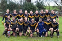2nd XV vs Letchworth 3rd XV