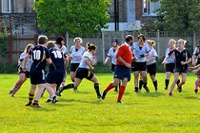 Hackney Gladies vs. Havant Ladies