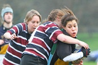 Ladies vs. Old Beccehamians
