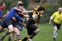 Hackney 2nd XV vs. St. Albans 3rd XV