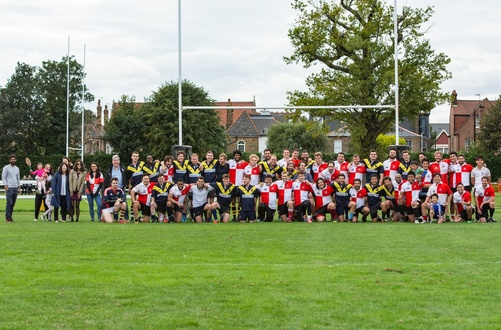 London Japanese 1st XV 39 - 28 Hackney 3rd XV