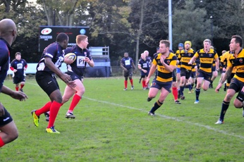 Saracens Amateurs 2nd XV 15 - 32 Hackney 2nd XV