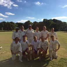 Hackney RFC CC's Inaugural Match