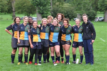 How Hackney RFC discovered its feminine side