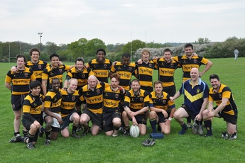 Hackney 2nd XV 32 - 7 Cheshunt 3rd XV