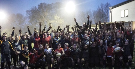 Hackney win the Aviva Grassroots Rugby Competition!