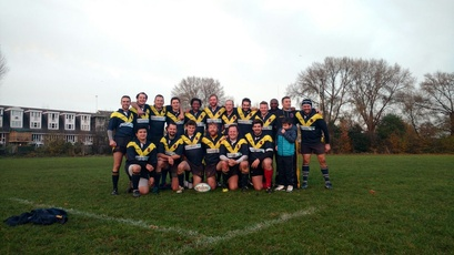 Hackney 2nd XV 57 - 0 Welwyn 2nd XV