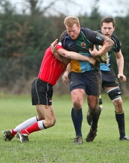 Hackney 1st XV 8 - 12 London Welsh Amateurs 1st XV