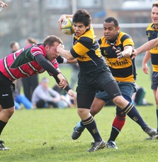 Hackney 2nd XV 45 - 15 Chess Valley 2nd XV
