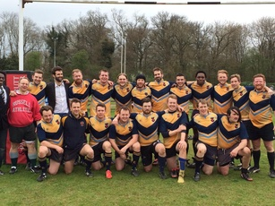 Harpenden 2nd XV 12 - 14 Hackney 2nd XV