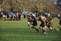 Hackney 4th XV vs. Letchworth 4th XV