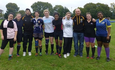 Hackney RFC Ladies Development Day