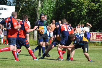 Cranleigh 2nd XV 24 - 25 Hackney 2nd XV