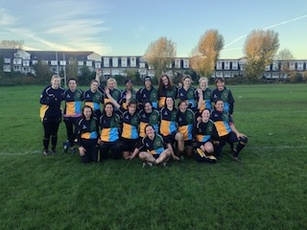 Hackney Ladies 10 - 5 Medway Ladies