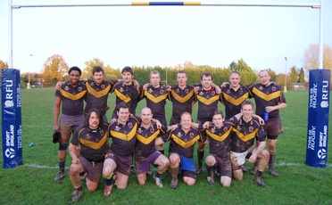 Hackney 3rd XV 25 - 24 Hertford 5th XV