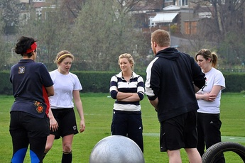Ladies Rugby Development Day a Great Success