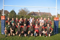 Finchley Vets vs. Hackney 4th XV